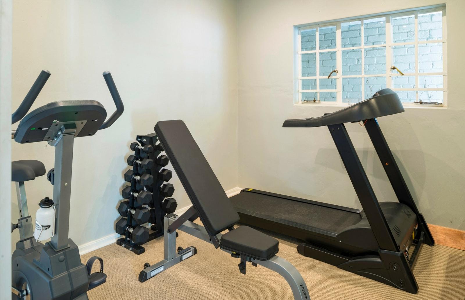 Gym Room Number 18